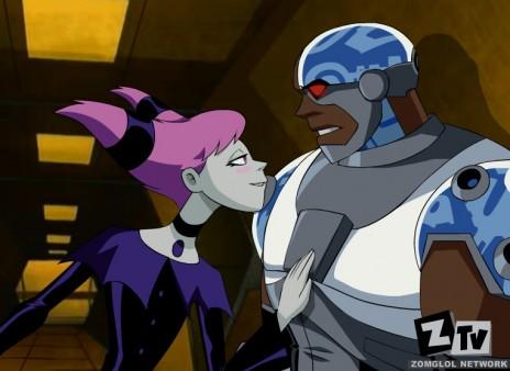 Teen Titans Newgrounds 96