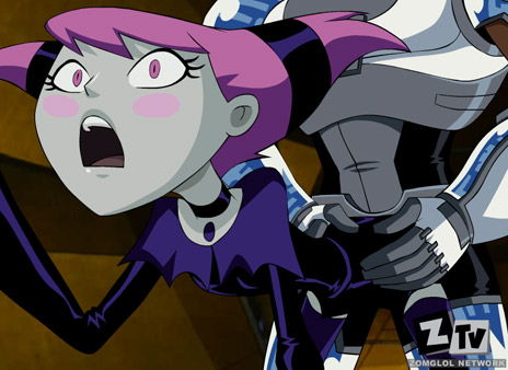 The new Teen Titans adult parody featuring Jinx and Cyborg is coming along ...