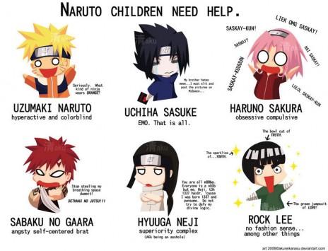 cute anime naruto. Chibi Naruto Joke