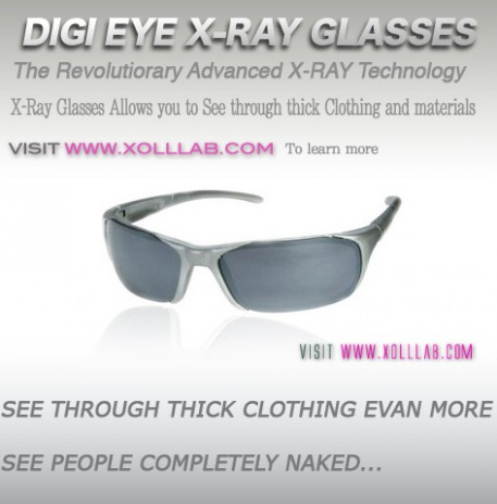 How to Make X-Ray Glasses | eHow.com