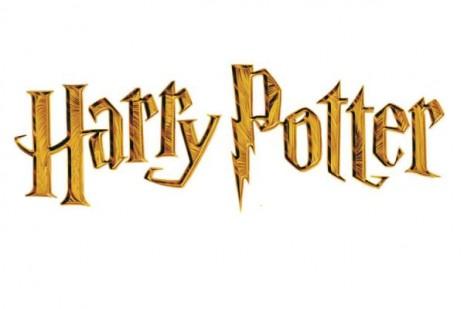 harry potter logo. harry potter logo vector.